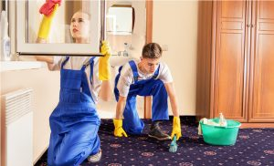 Commercial Cleaning Services in Boston