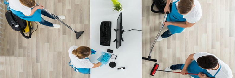 Janitorial Services in Boston 1