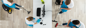 Janitorial Services in Boston
