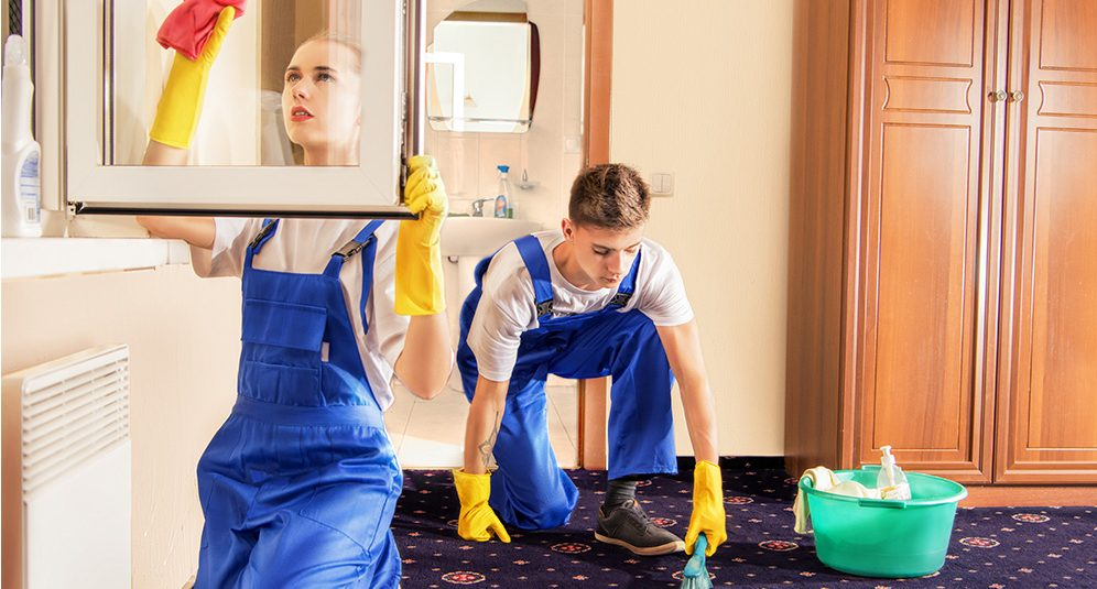 All Bright Janitorial Services to the Rescue!