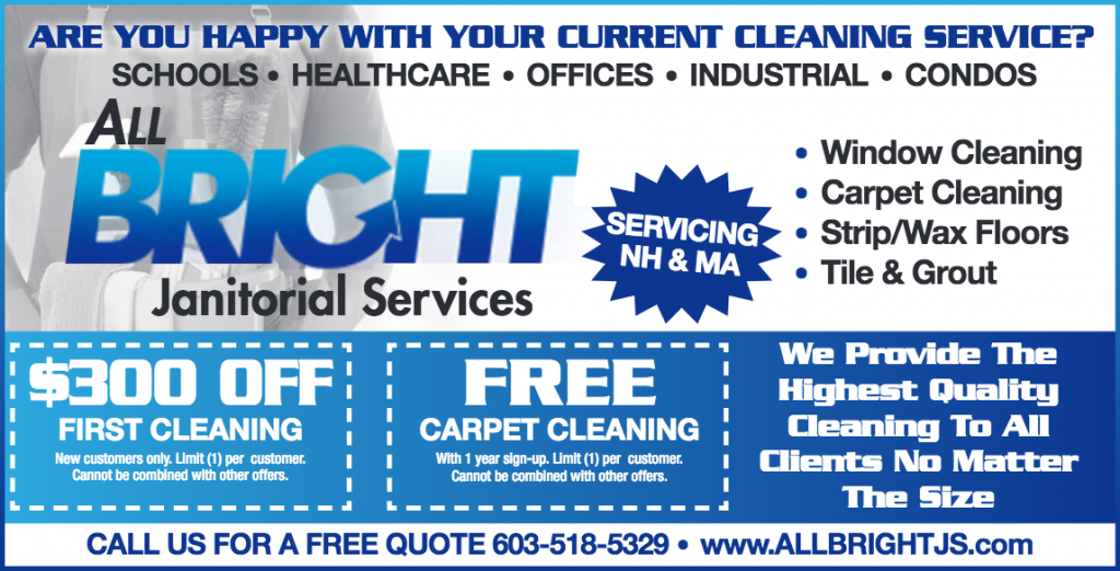 Commercial Cleaning Coupons