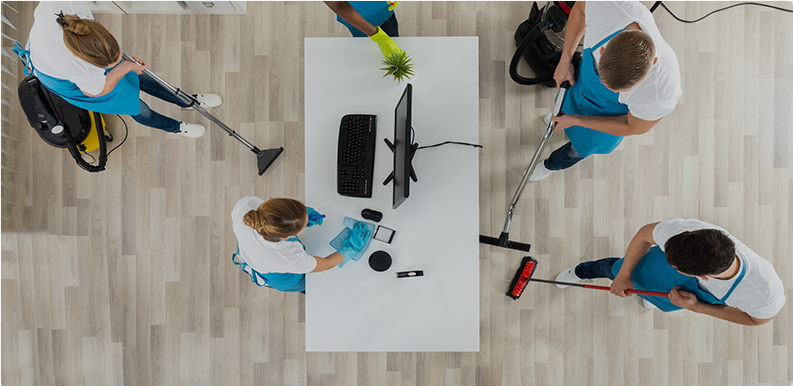 How We Clean Your Office for Maximum Efficiency